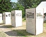 Музей железных дорог России открыл выставку «Приусадебный перрон» в парке Монрепо