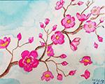 В Париже цветёт сакура - с 8 Марта!