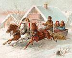 Поздравления с новогодними праздниками от Мемориального музея Б. Пастернака, г. Чистополь