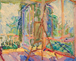 Выставка «Ученик Фалька — генерал Юмашев» | Музей русского лубка и наивного искусства