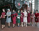 8 мая — празднование Дня Победы в Музее железных дорог России