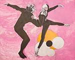 """Фоторепортаж с открытия выставочного проекта """"Два гения танца"""" в Национальной художественной галерее """"Хазинэ"""""""