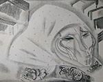 Выставка произведений Виталия Петрова-Камчатского (1936-1993) в Российской академии художеств