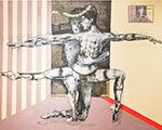 Выставка работ о Рудольфе Нуриеве: замри, умри, воскресни!