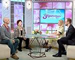 """О выставке """"Два гения танца"""" на телеканале Татарстана """"Новый век"""""""