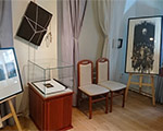 """Выставочный проект """"Марина Цветаева. Я - жизнь, пришедшая на ужин"""" открылся в Чистополе"""