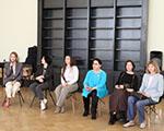 """Public talk с участниками проекта """"Вечно модный Моцарт, вечно молодой Балет, вечно молодая Мода"""" в Музее Моды"""