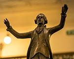 Открытие выставки «Вечно модный Моцарт, вечно молодой Балет и вечно молодая Мода» в Музее Моды
